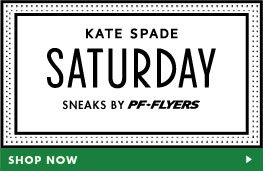 Kate Spade Saturday Sneaks by PF Flyers