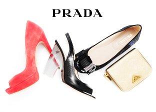 Prada Women's Shoes & Accessories