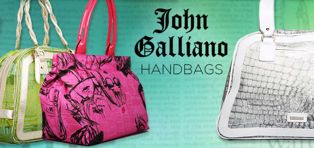 John Galliano Handbags