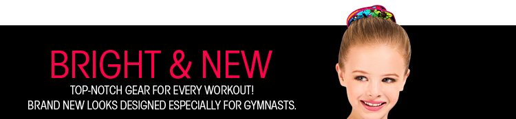 Bright and New - Top-Notch Gear For Every Workout!
