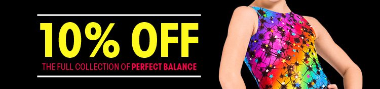 10% Off the full Perfect Balance Collection.