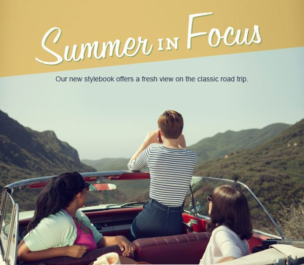 Summer in Focus