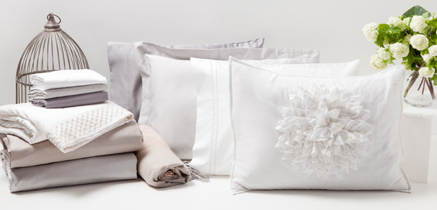 Keep It Simple: White, Grey, & Neutral Bedding