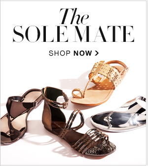 THE SOLE MATE