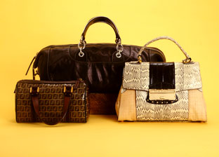 Italian Designer Handbags by Fendi, Prada, Gucci & more