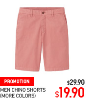 MEN CHINO SHORTS