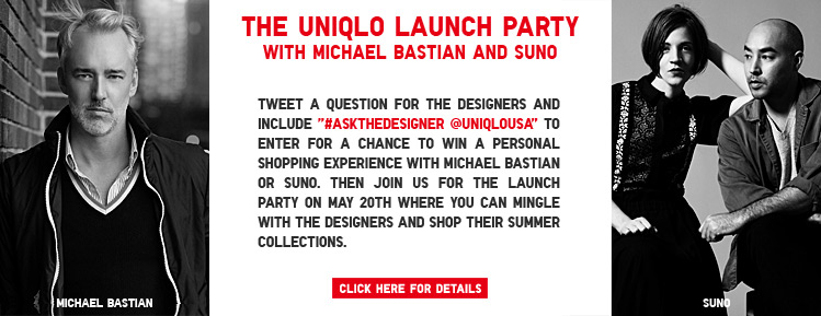 MICHAEL BASTIAN AND SUNO LAUNCH PARTY
