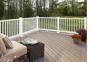 In-Stock Composite and Wood Decking