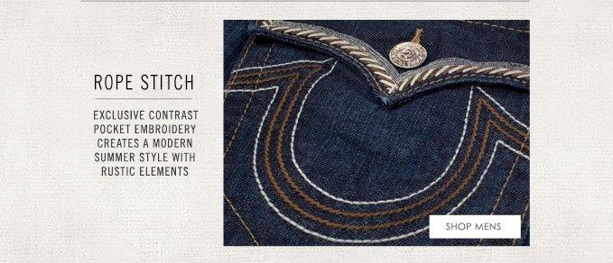 Rope Stitch