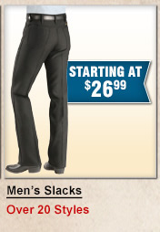 Shop Mens Slacks