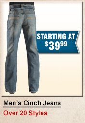 Shop Mens Cinch Jeans