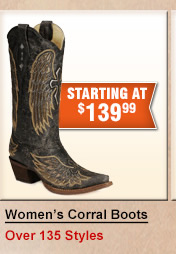Shoop Women's Corral Boots