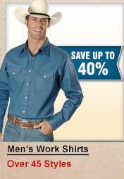 Shop Mens Work Shirts