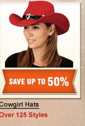 Shop Cowgirl Hats