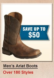 Shop Mens Ariat Boots