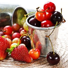 Berries & Cherries: Kitchen Essentials