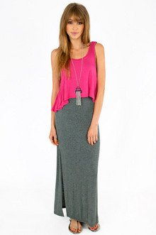 ELLIE TIERED MAXI DRESS 33