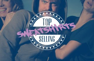 Top Selling Sweatshirts and Sweaters