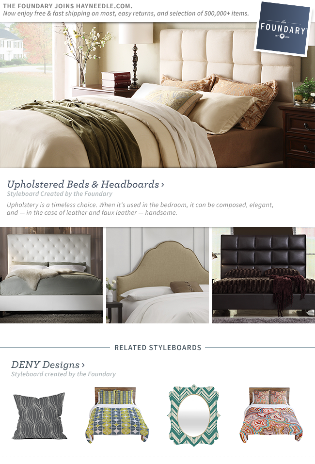 Shop Upholstered Beds