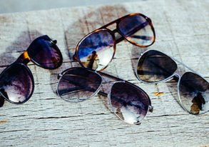 Shop Designer Sunglasses: Aviators & More