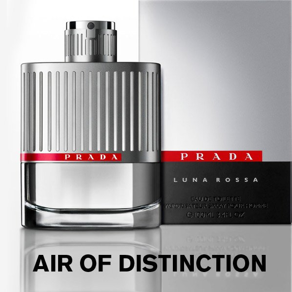 AIR OF DISTINCTION