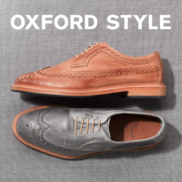 OXFORD STYLE