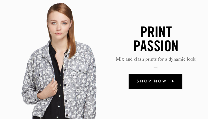 Print Passion - Mix and clash prints