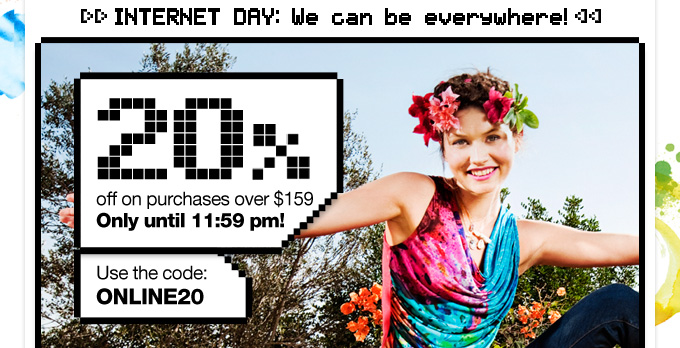 Internet Day: We can be everywhere!