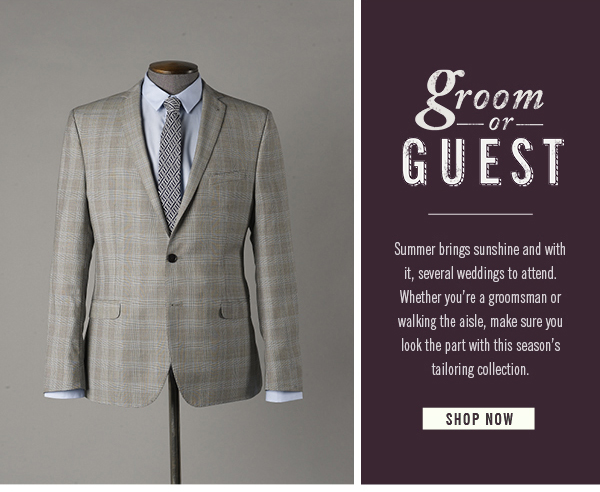 Groom or Guest