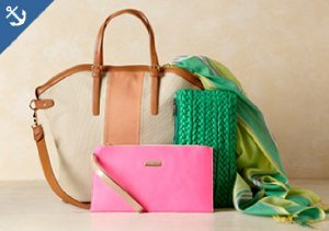Swim & Sun: Beach-Ready Handbags & Accessories
