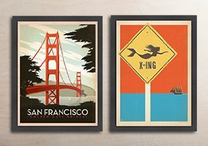 Summer Destinations: Prints by Anderson Design Group