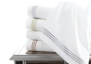 Clean & Crisp: Westport Linens Bedding