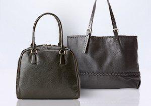 From Black to Basics: Handbags
