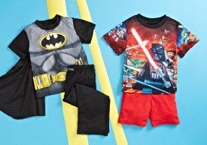 Sweet Dreams: Sleepwear for Boys & Girls