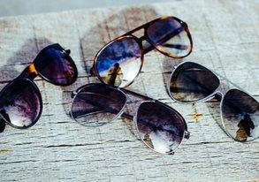 Shop Designer Sunglasses: Aviators & More