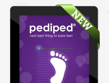 Try the pediped sizing guide app