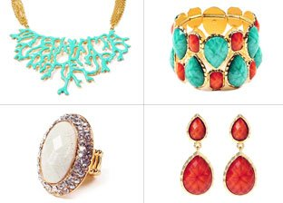 Amrita Singh Jewelry & Handbags