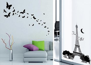 Wall Stickers Made in Italy by Smart & Nice
