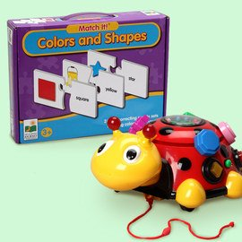 Colors & Shapes: Educational Toys