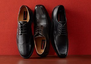 A Step in The Right Direction: Dress Oxfords