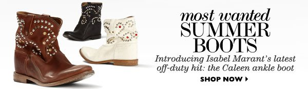 Most Wanted Summer Boots