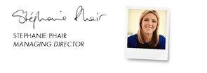Stephanie Phair Managing Director