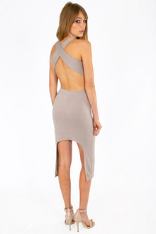 MANDY X BACK DRESS 33
