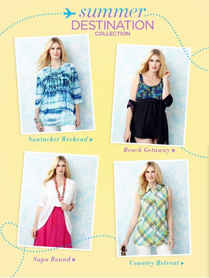 Summer Destination Collection