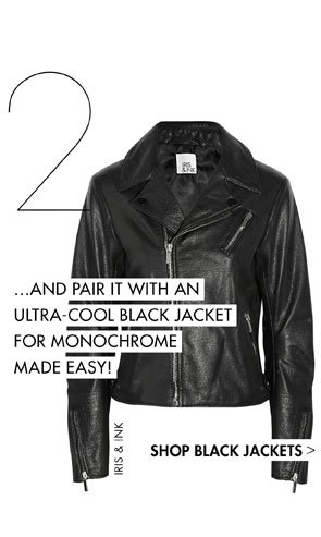 SHOP BLACK JACKETS