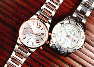 Under $59 Designer Watches for Him & Her