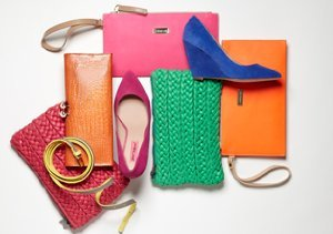 Pick Your Palette: Vibrant Clothing & Accessories