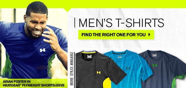 MEN'S T-SHIRTS.