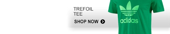 Shop Men's Trefoil Tee »