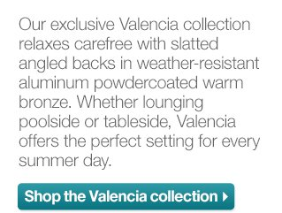 Shop the Valencia collection